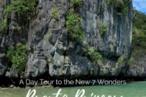 Visiting Palawan? Plan a day trip to Puerto Princesa Underground River, a UNESCO World Heritage Site and one of the New 7 Wonders of the World