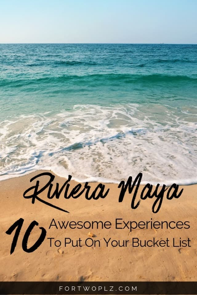 Riviera Maya Mexico Best Activities