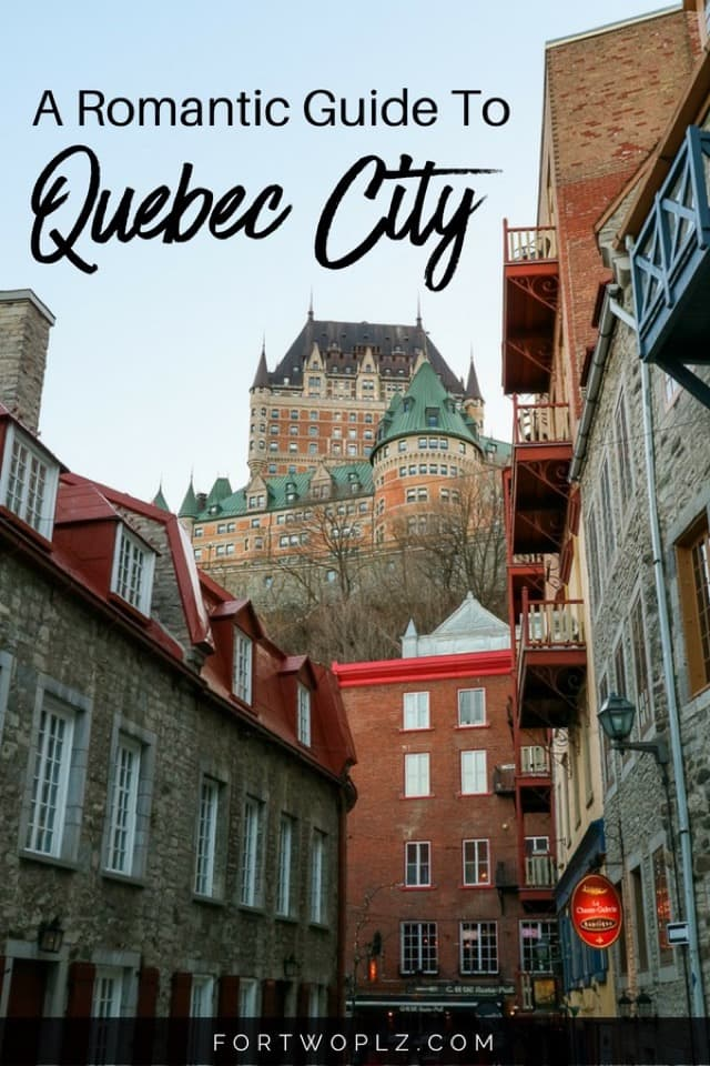 Quebec City is the most romantic destination in Canada. It offers plenty of romantic things to do for couples. Planning ahoneymoon or a romantic getaway this summer? Here are 10things that will make youfalleven more inlove! #newlyweds #couplestravel #honeymoon #honeymoontravel #romanticgetaway #quebeccity #quebec#travealcanada#travelguide#tripplanning#traveltips#itinerary#thingstodo#traveldestinations