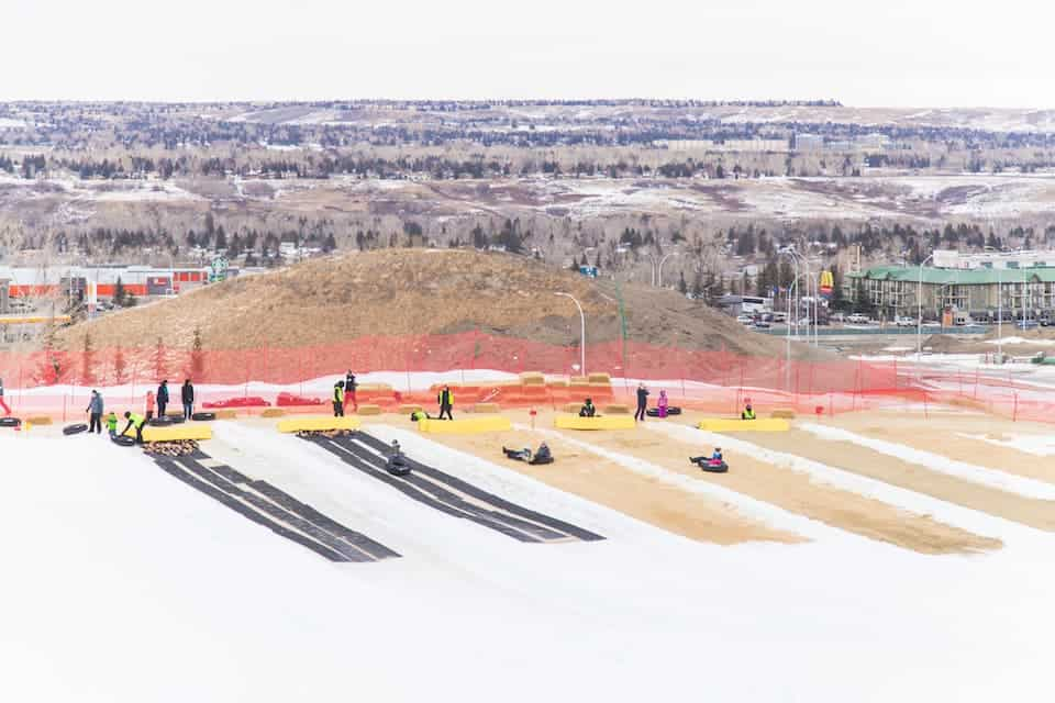 Acura Tube Park, Calgary