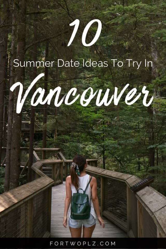 Summer Date Ideas To Try in Vancouver