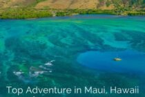 If you want the thrill of soaring above the magnificent natural wonders of West Maui and Moloka'i, then you will love this exhilarating helicopter tour with Air Maui!