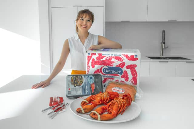 seafood package giveaway