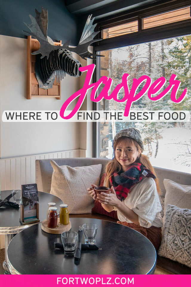 where to find the best food in Jasper