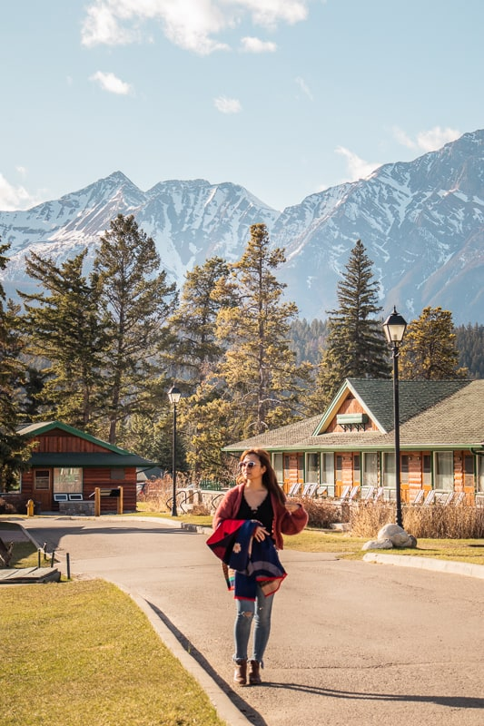 Fairmont Jasper Park Lodge, one of the best places to stay in Jasper