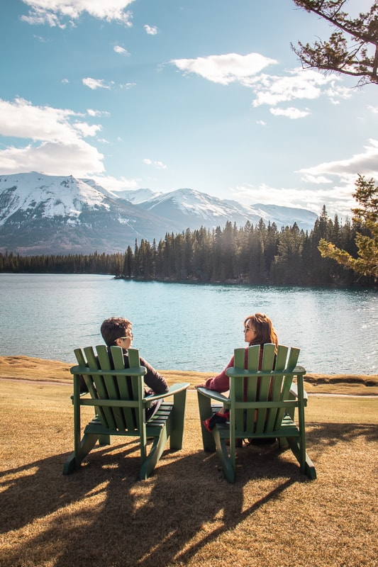 Best hotels in Jasper, Fairmont Jasper Park Lodge