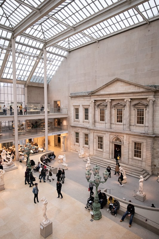 nyc metropolitan museum of art