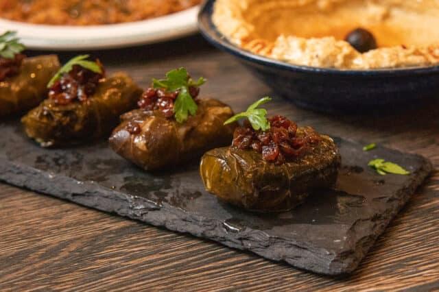 Persian food at Anar, Steveston, Richmond, BC