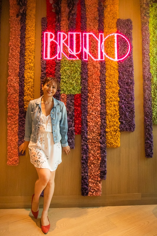 Bruno Restaurant, Versante Hotel, Richmond, Vancouver, BC