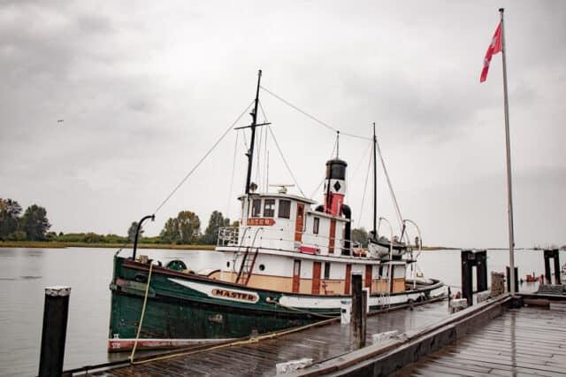 Britannia Shipyards National Historic Site, Steveston, Richmond, BC